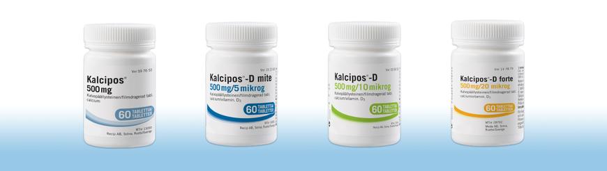 kalcipos d forte 500 mg